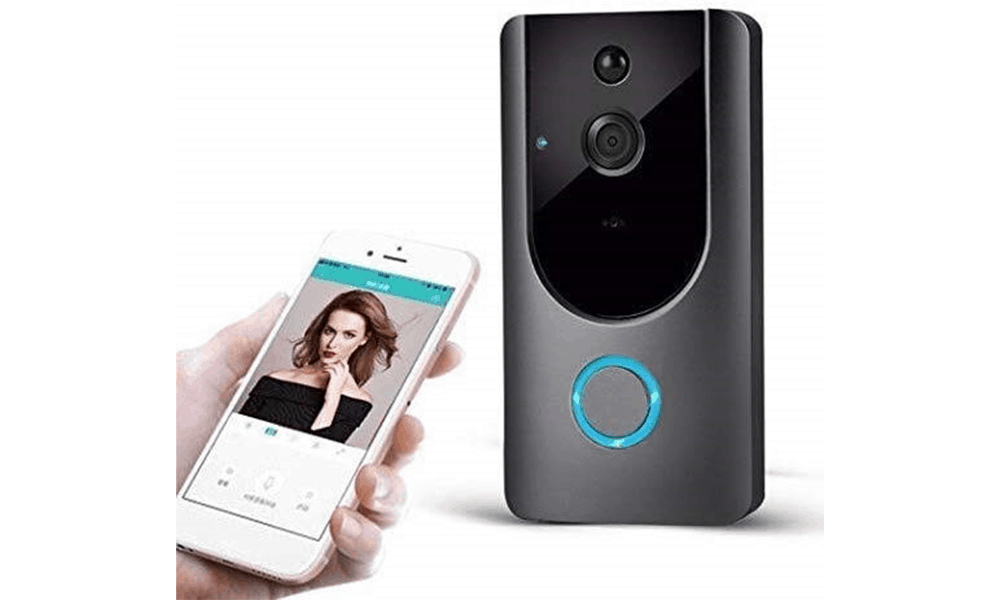 Fanping Wireless Doorbell Security Camera