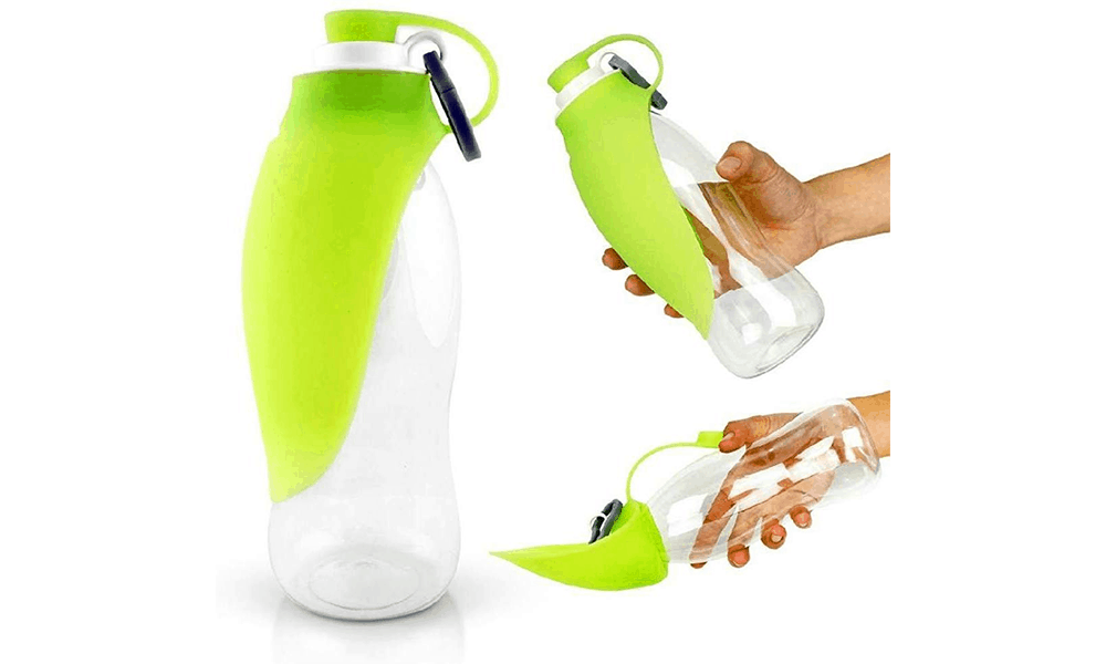 LodeStar Portable Water Dispenser for Dogs and cats