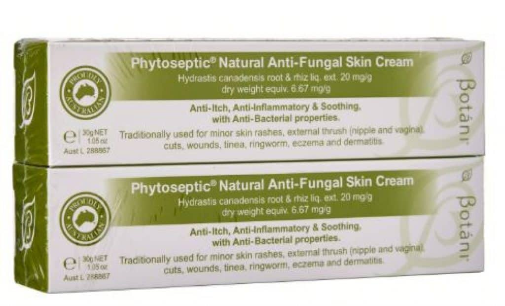 Botani Phytoseptic Anti Fungal Cream