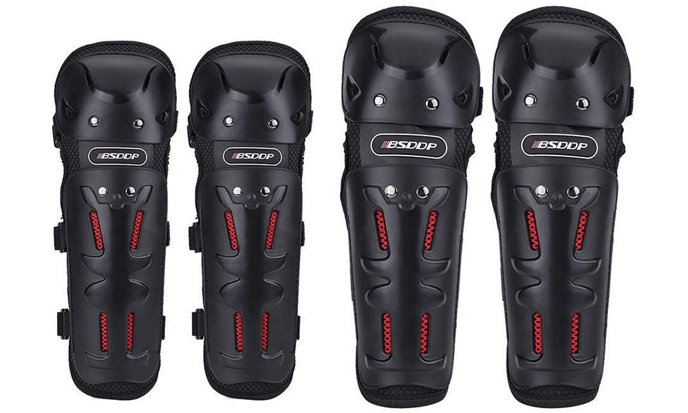 Protective Knee Guards for Sports