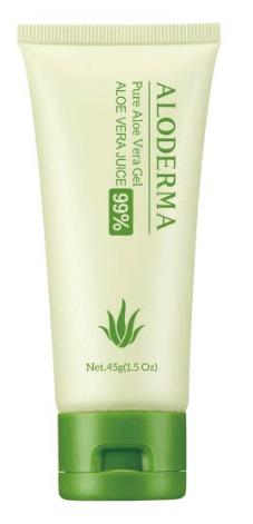 AloDerma Aloe Vera Gel is the best organic aloe vera gel for face, best aloe vera gel for eczema, Aloe vera is unlikely to make eczema worse unless you're allergic to aloe vera.