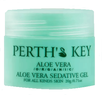 Perth's Key Aloe Vera Sedative Gel is 10 Best Aloe Vera Gels of 2021 for Soothed, Moisturized Skin