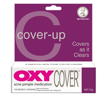 Oxy Cover Acne Pimple Medication