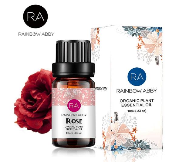 Rainbow Abby Rose Essential Oil, Are Rainbow Abby essential oils pure?,Which is the best rose essential oil?,What is Rainbow Abby essential oil?,What is rosewood essential oil good for?