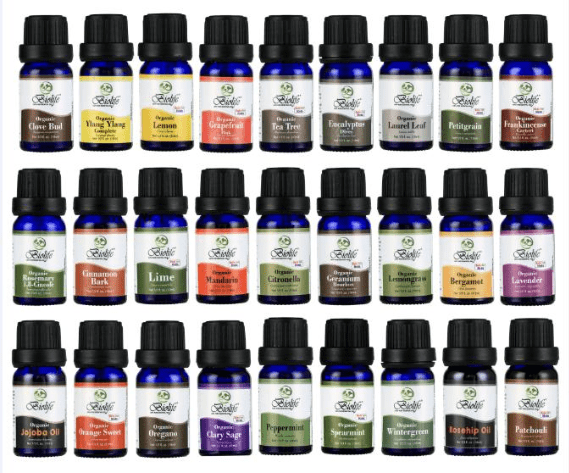 Biolife 100% Pure and Natural Organic Essential Oil