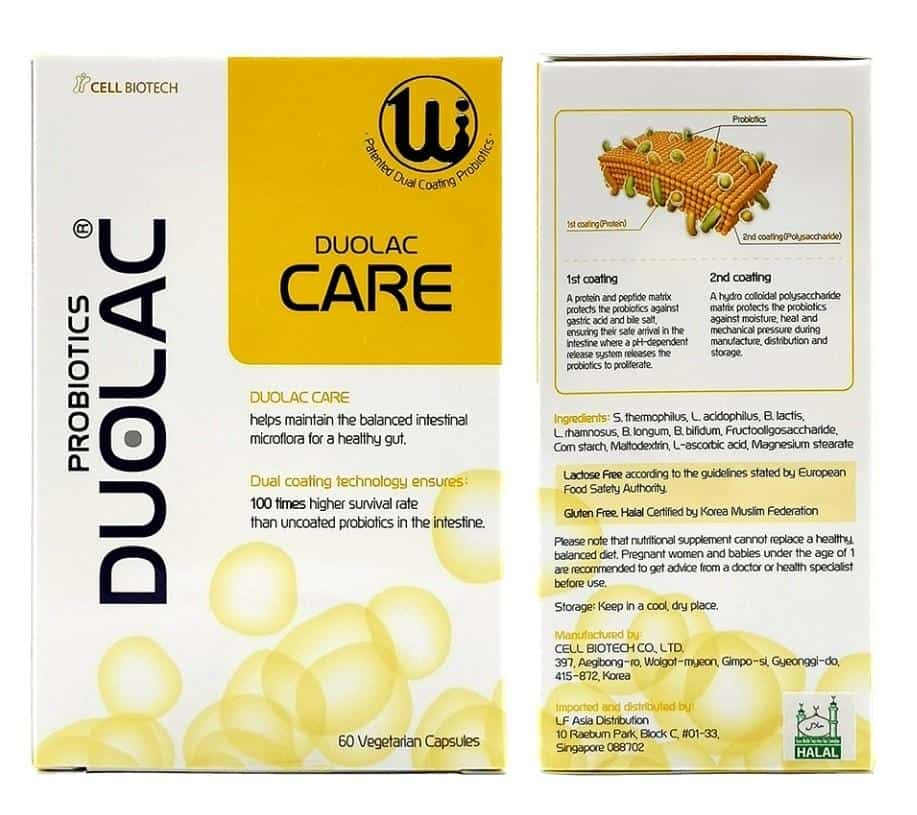 best probiotic supplement consumer reports, What is the most effective probiotic?  Duolac Care Probiotics is Top 10 Probiotics in Singapore
