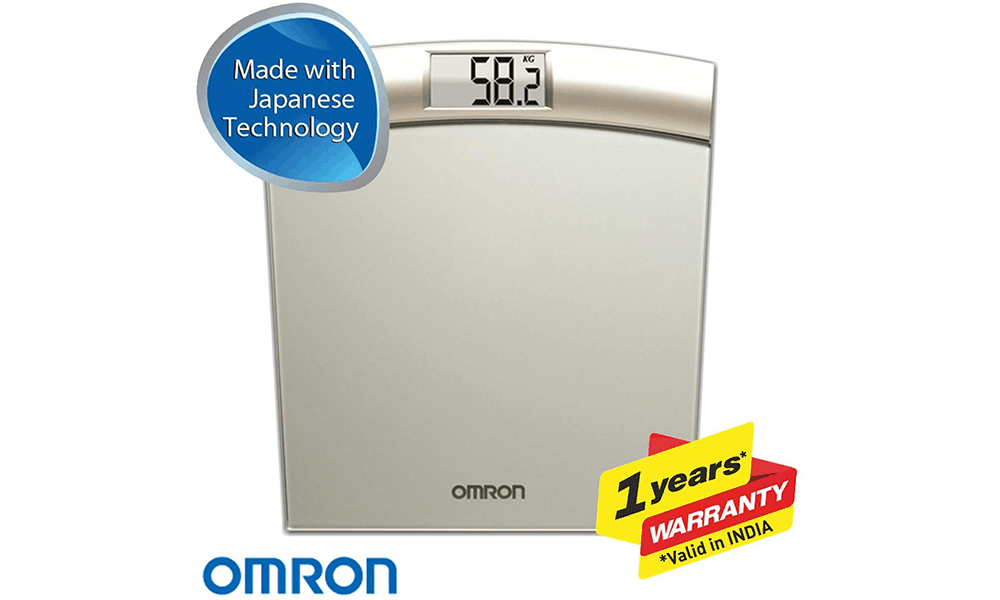 Omron Digital Weighing Scale