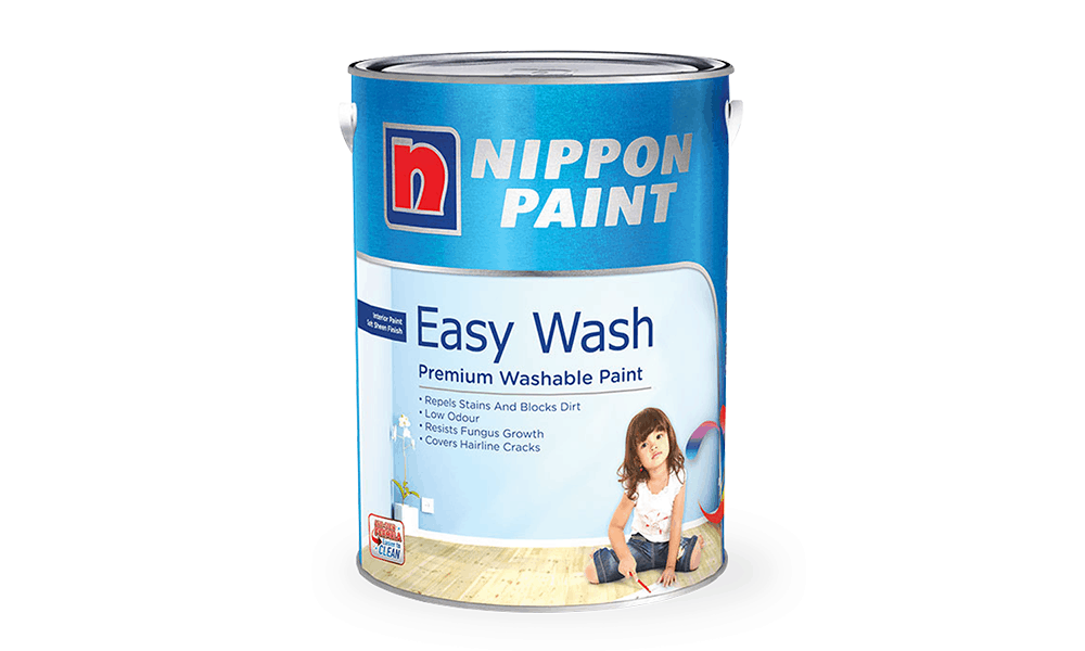 Nippon Paint Easy Wash