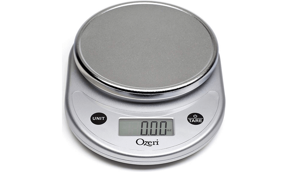 Ozeri Pronto Digital Multi-Function Kitchen and Food Scale