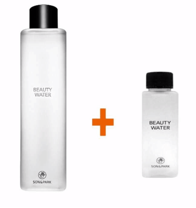 Son and Park Toner + Beauty Water