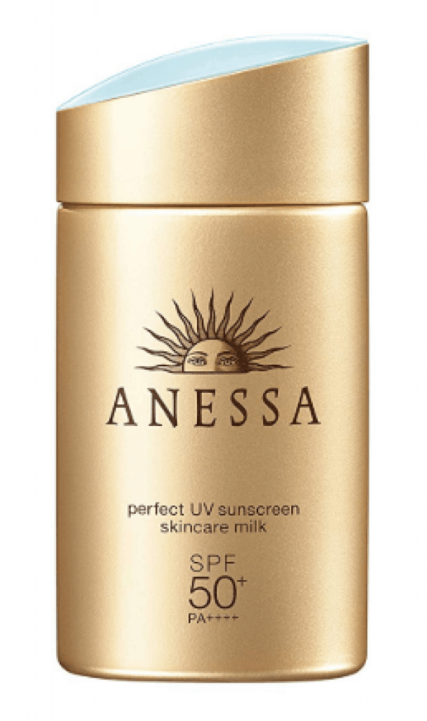 Anessa Perfect UV Sunscreen Milk