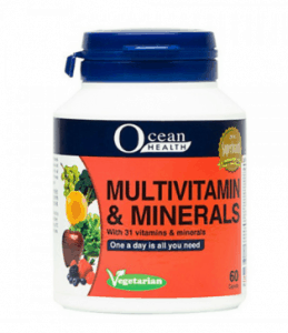 Can you take 2 multivitamins daily?, Ocean Health Multivitamins & Minerals, Which multivitamin is best for daily use?, Is it good to take a multivitamin everyday?, What is the number one doctor recommended multivitamin?, best multivitamins for diabetics