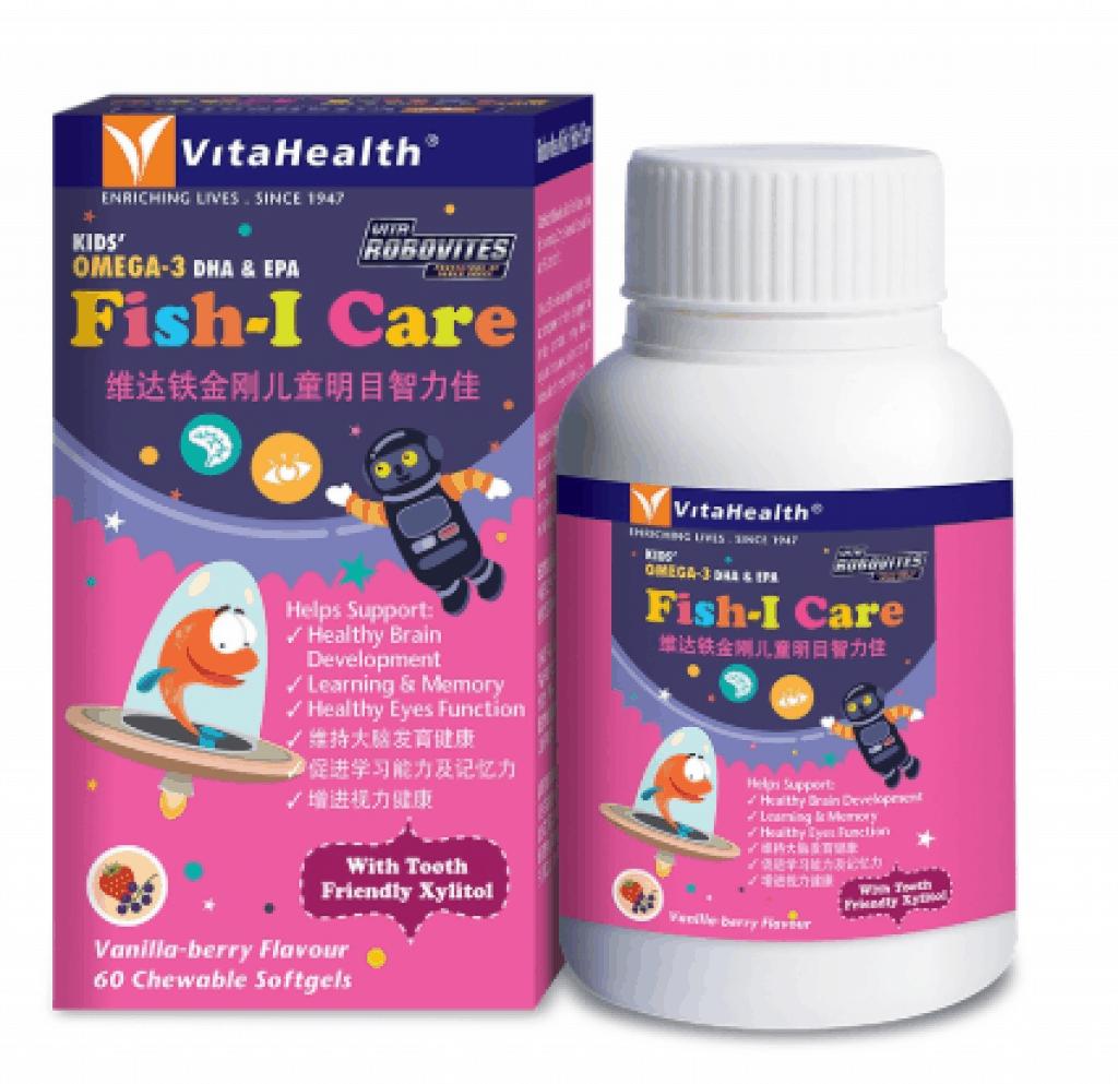 Vitahealth Robovites Kids Fish Oil