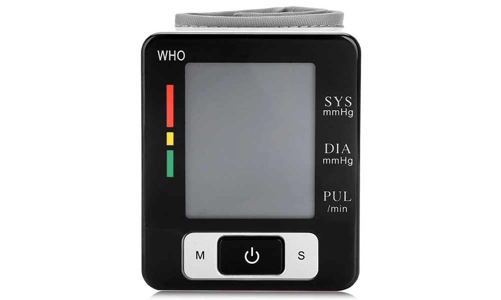 CK-W133 Portable Wrist Blood Pressure Monitor