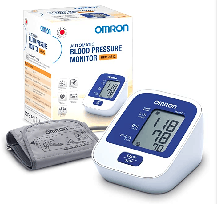 top blood pressure monitor review singapore