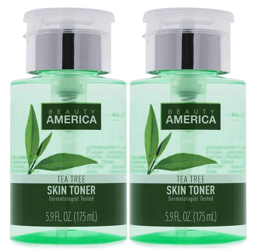 Beauty America Tea Tree Facial Toner