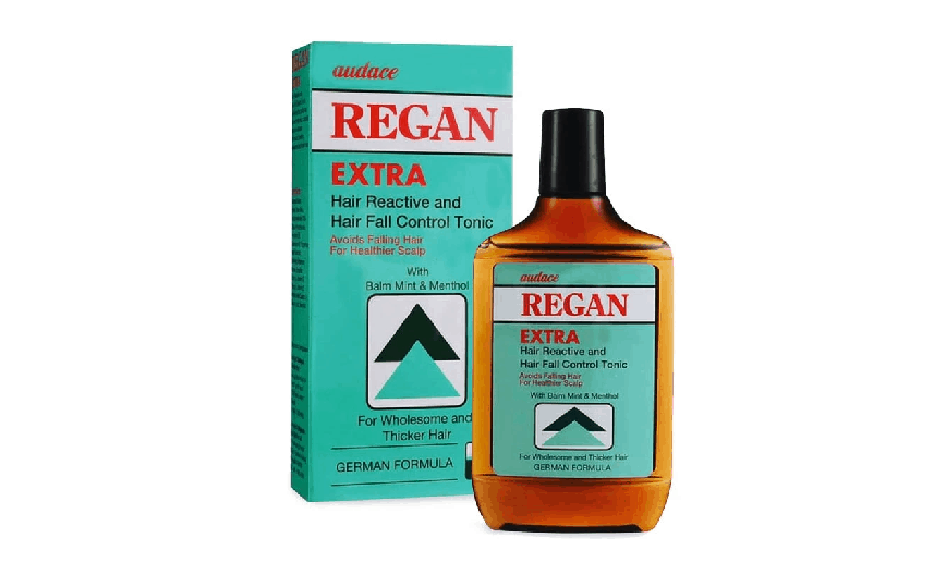 Regan Hair Reactive and Hairfall Control Tonic