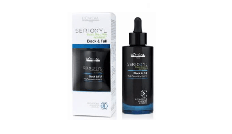L' Oréal Professional Serioxyl Black and Full Tonic