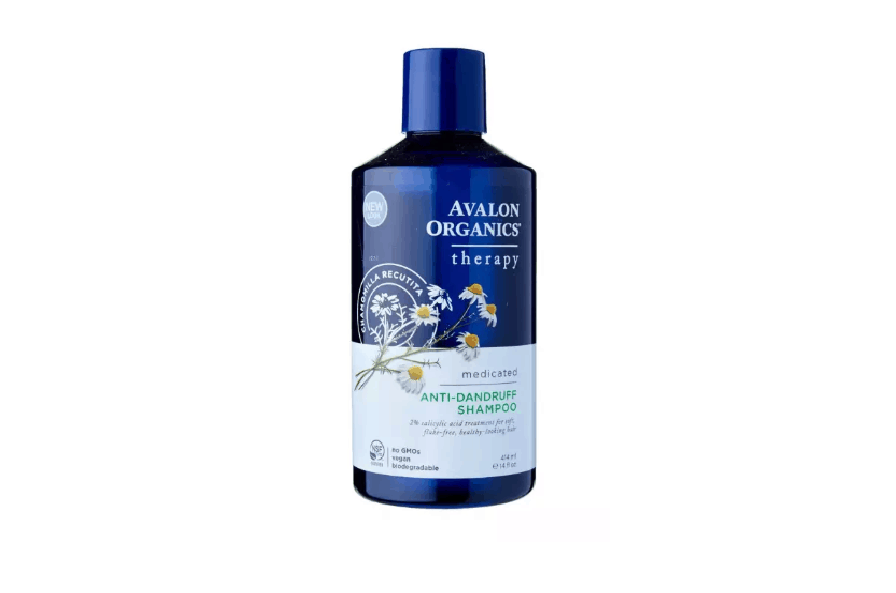 Avalon Organics Itch and Flake Therapy Medicated Anti Dandruff Shampoo