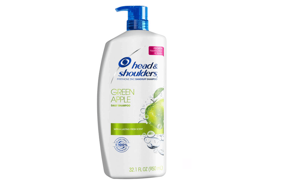 Head and Shoulders Green Apple Anti Dandruff Shampoo