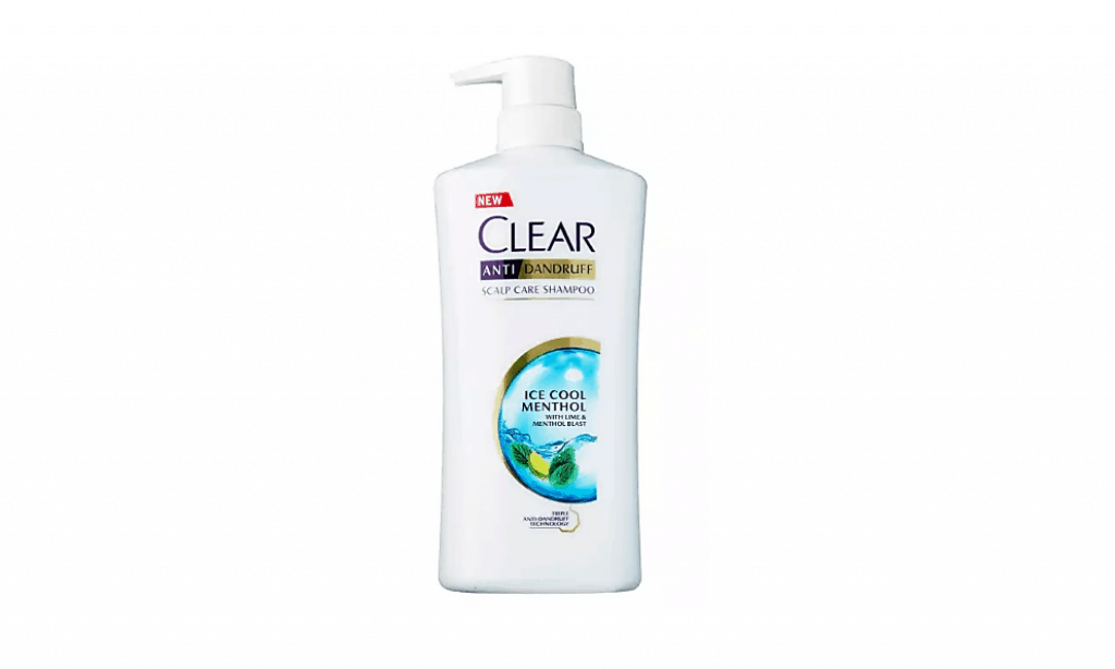 12 Best Dandruff Shampoos for Flakes and Dry, Itchy Scalps is Clear Ice Cool Menthol Anti-Dandruff Shampoo,