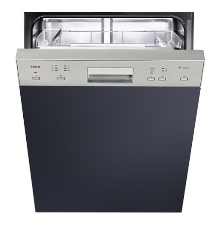 TEKA Partially Integrated Built-in Dishwasher