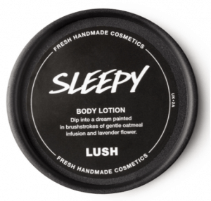 lush sleepy body lotion, Does sleepy lotion from lush work? it is effective for some users but some users didnt become sleepy even after use, so it varies among people, however its still good to try before determining its useful or not.