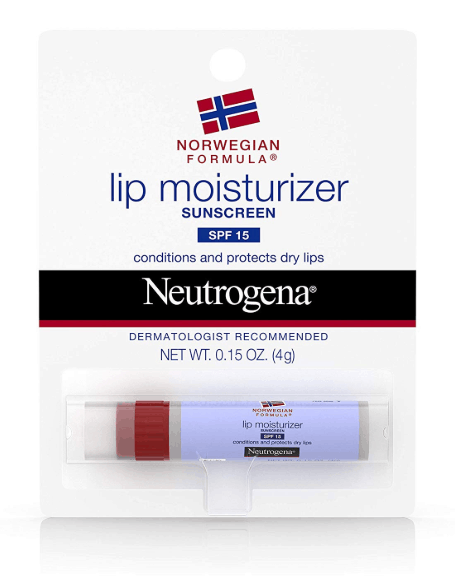 8. Neutrogena Lip Moisturizer