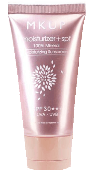 MKUP® 100% Mineral Sunscreen