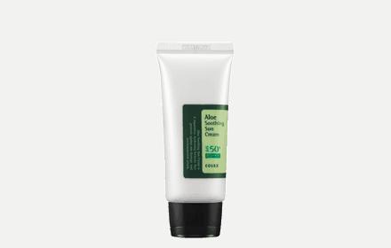 Cocomo Aloe Soothing Sun Cream
