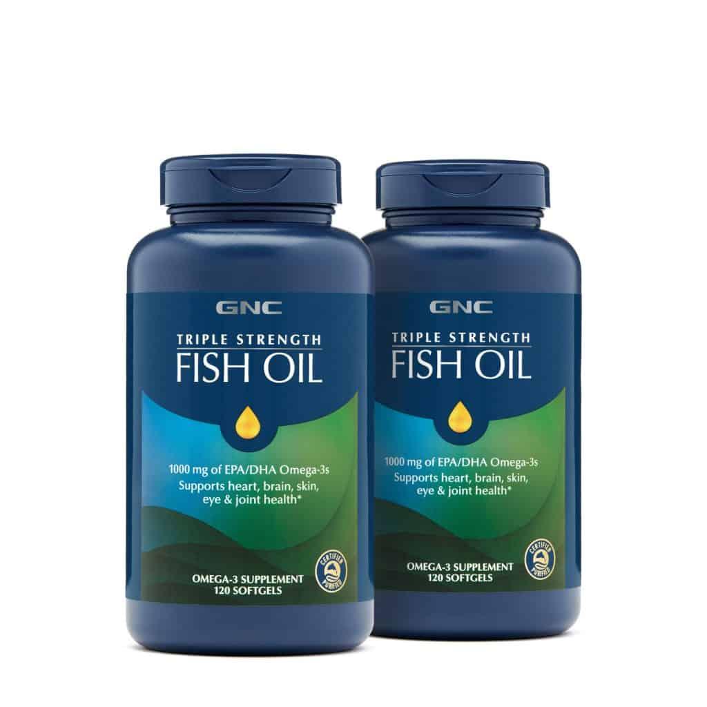 Fish Oils Singapore Review