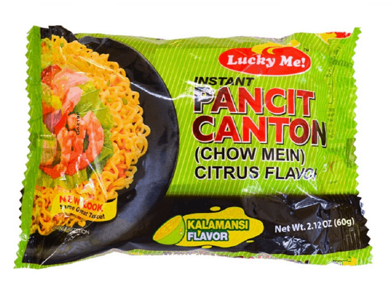 Lucky Me! Instant Pancit Canton Chilimansi