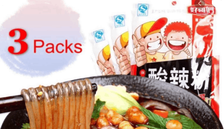 best instant food Singapore