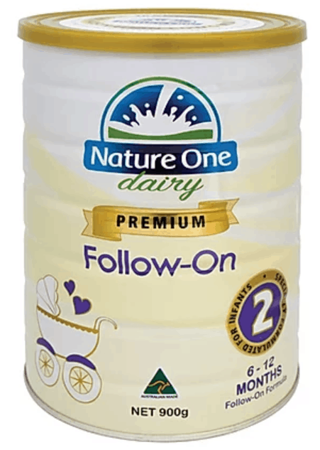 ready made formula Singapore 10 Best Milk Powder For Newborns in Singapore this year is Nature One Dairy Premium Follow-On Formula