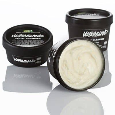 2. Lush Ultrabland Cleanser