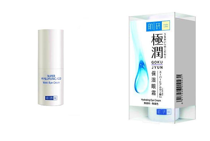 Hada Labo Super Hyaluronic Acid Moisturizing Eye Cream