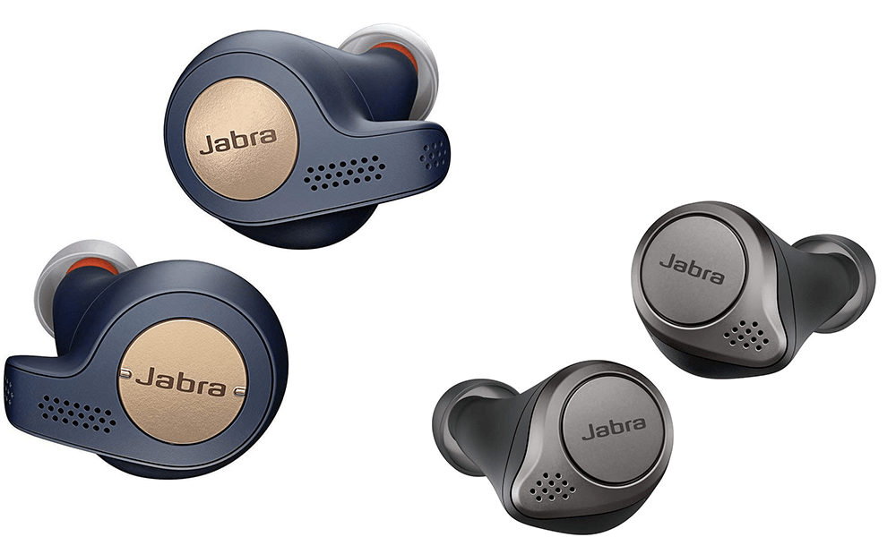 Jabra Elite 65t & 75t True Wireless Earbuds