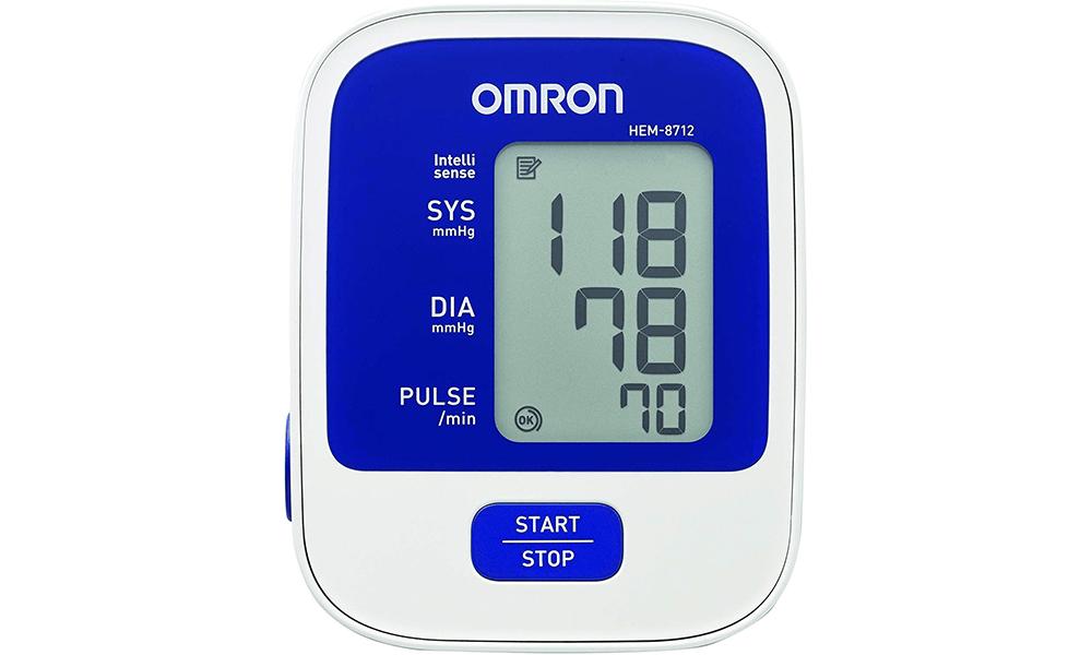 Omron Basic Blood Pressure Monitor