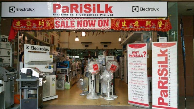 fairs in Singapore to get your home appliances