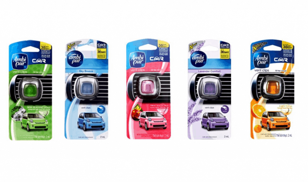 air fresheners that are best for your car
