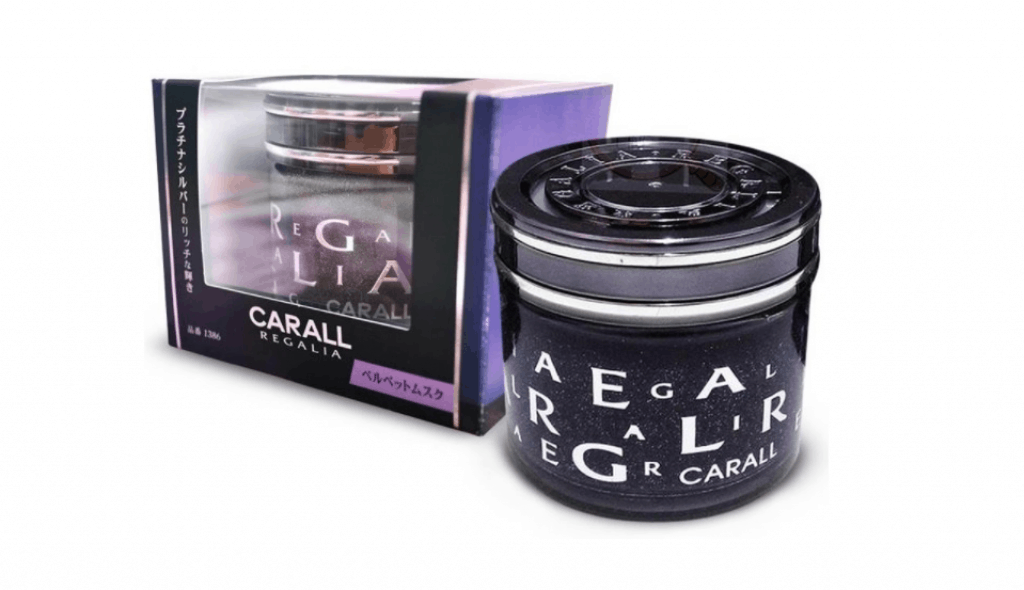 recommended perfumes for your car