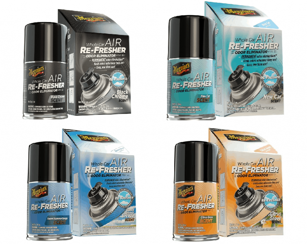 car air freshener spray