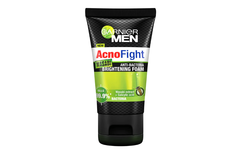 mens face wash for oily skin