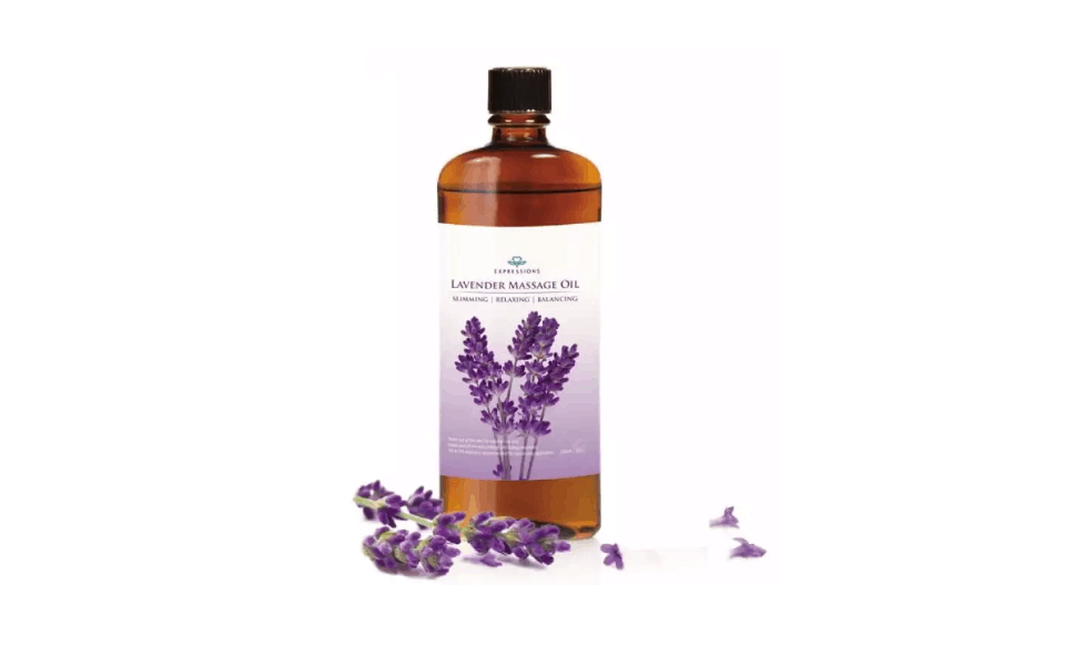Expressions Lavender Massage Oil