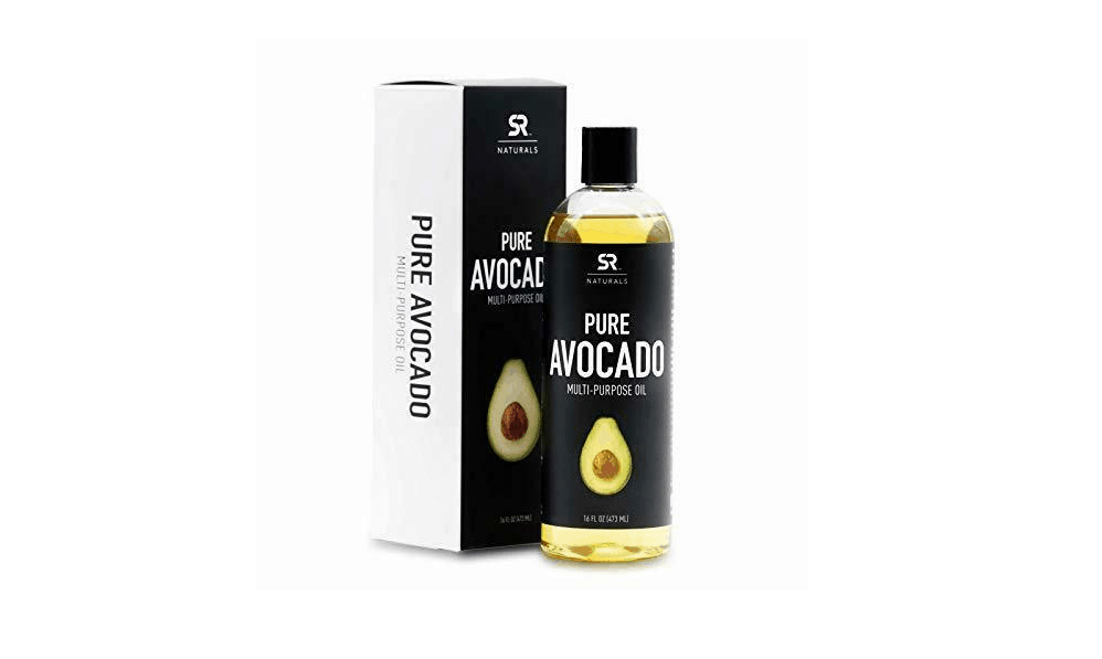 SR Naturals Pure Avocado Oil