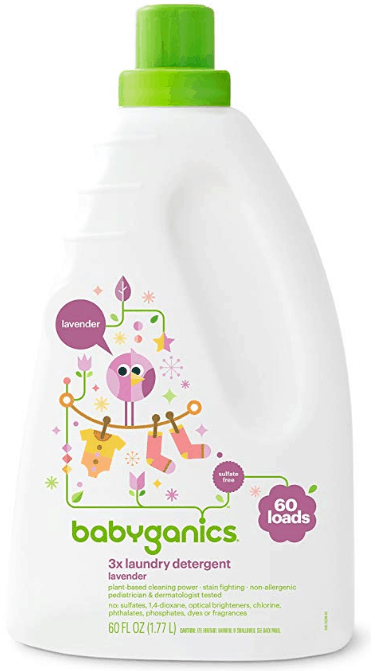 all baby liquid laundry detergent gentle for baby