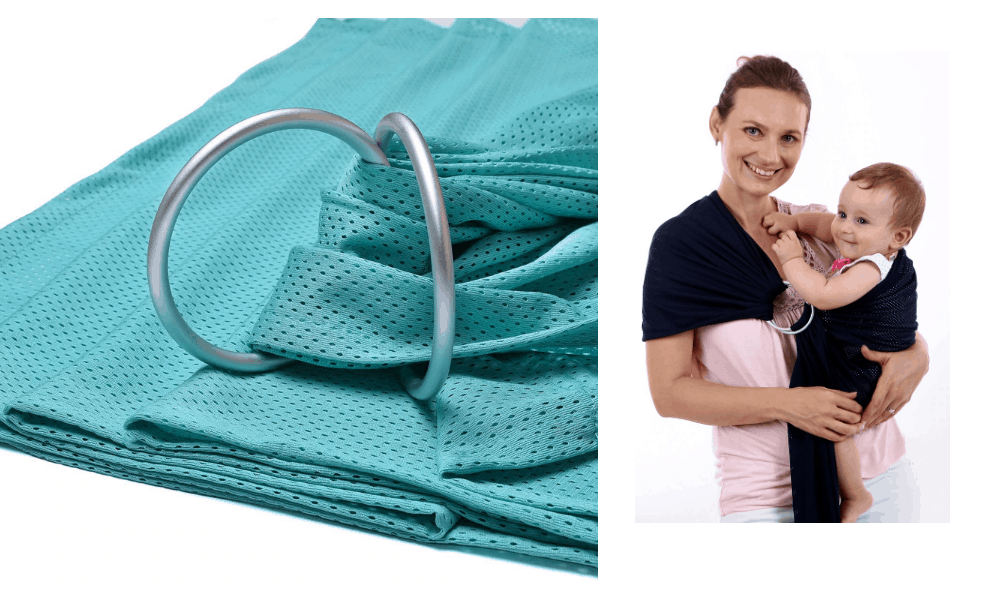 baby list to buy in Singapore, Breathable Baby Sling Wrap is a Baby Checklist: Baby Essentials, Are baby slings safe for newborns?, Can babies overheat in a sling?
