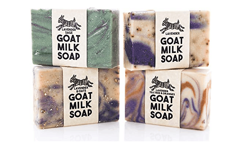 best handmade soaps on amazon