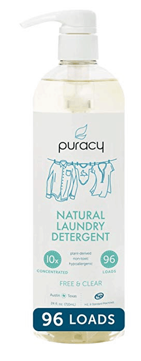 best natural baby laundry detergent