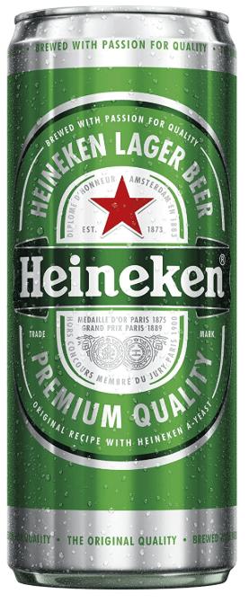 popular beer brands list